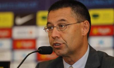 """Bartomeu se confie sur le dossier Neymar """"Le Barça tout fait qu'il revienne...les noms ont été donnés par le PSG"""""""