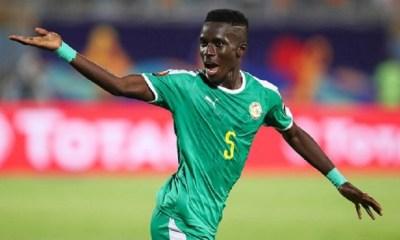 Idrissa Gueye convoqué avec le Sénégal pour affronter le Brésil en octobre