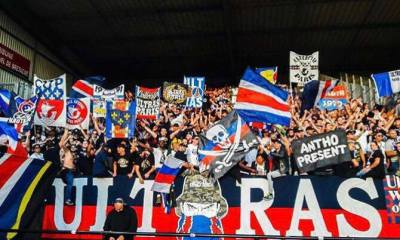 Le Collectif Ultras Paris dément avoir été contacté à propos de l'accueil de Neymar