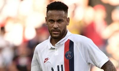 Neymar ''Je suis un joueur du PSG et je promets de tout donner sur le terrain''