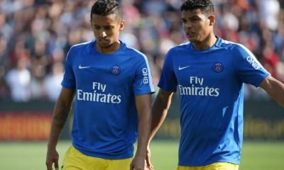 Brésil/Nigéria - Les Brésiliens concèdent un match nul avec Thiago Silva et Marquinhos qui n'ont pas brillé