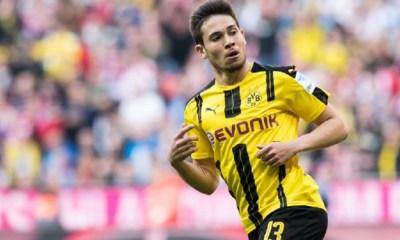 Officiel - Guerreiro, longtemps annoncé comme cible du PSG, a prolongé au Borussia Dortmund
