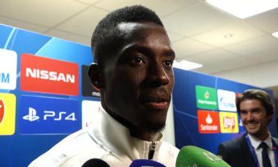 """PSG/Angers - Gueye """"Il fallait s'imposer...Je suis content d'être dans cette équipe"""""""