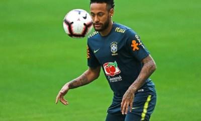 Neymar n'est pas convoqué avec le Brésil, Thiago Silva et Marquinhos gardent leur place
