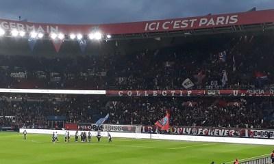 PSG/Angers - Vu du Parc : bonne ambiance et discussions lors d'une belle victoire