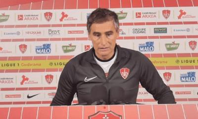 """Brest/PSG - Dall'Oglio """"On est déçus par le résultat, pas par le contenu."""""""
