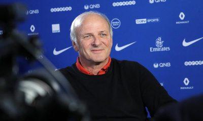 Real/PSG - Bathenay: «L'équipe est restée déboutmalgré les deux buts encaissés»
