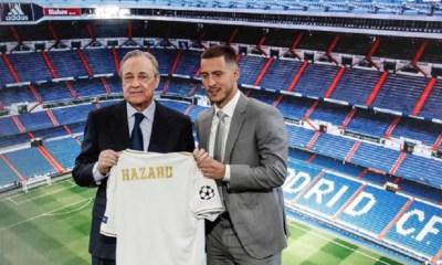 """Hazard """"Le PSG a souvent voulu me recruter...Si je reviens en Ligue 1, ce sera à Lille"""""""