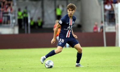 "Huard ""Aouchiche, on a envie de le voir dans un football d'adultes"""