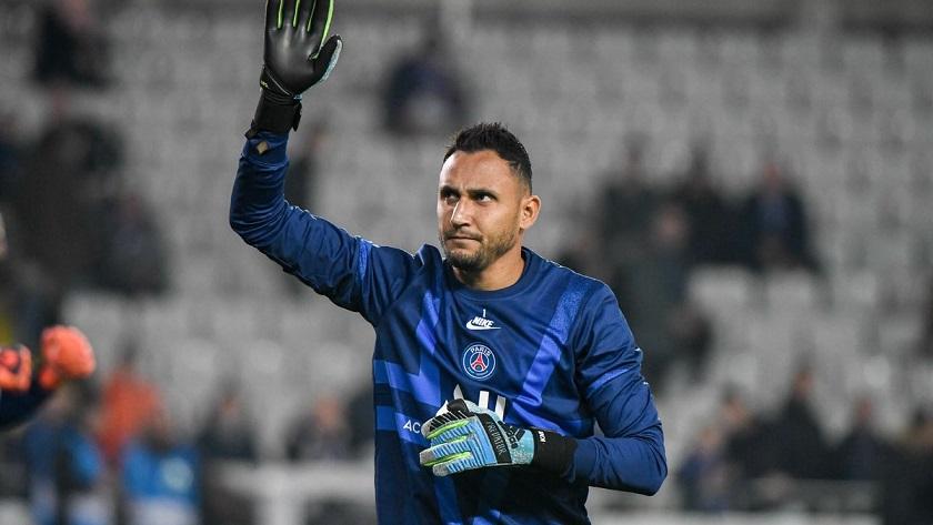 Keylor Navas déclare forfait pour la trêve international de novembre - Parisfans.fr