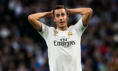 Real Madrid/PSG - Lucas Vasquez blessé au pied et sans doute forfait