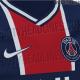 La tenue domicile du PSG pour la saison 2020-2021 inspiré du style Hechter, annonce Footy Headlines