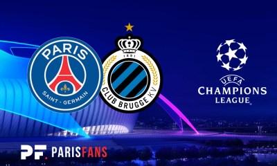 PSG/Bruges - Disponibilités et équipe possible du club de la capitale