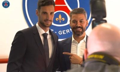 Le PSG prêt à lever l'option d'achat de Sergio Rico