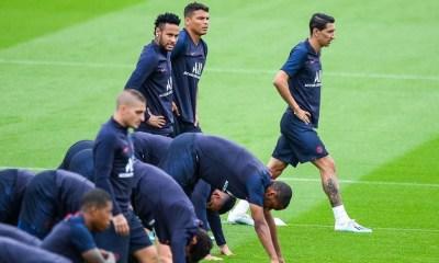 Thiago Silva évoque la situation de Neymar en comparant à ses propres difficultés à ses débuts au PSG