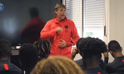 Le PSG lance une série de vidéos pour découvrir ses joueurs et son staff U19