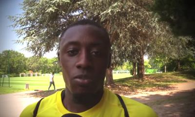 """PSG/Nantes - Appiah """"Si on arrive à sortir de leur pressing, on peut leur faire mal...C'est facile de le dire"""""""