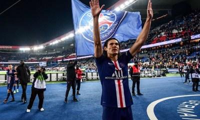 """Mercato - """"L'entourage"""" de Cavani confirme à AS un possible avenir à l'Atlético de Madrid"""