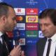 """Leonardo s'exprime sur le 8e de finale de Ligue des Champions contre le Borussia Dortmund """"ce sera spécial"""""""