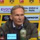 Watzke voit un duel à 50/50 entre Dortmund et le PSG