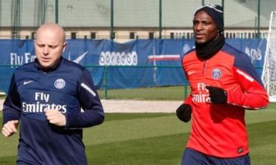 Alexandre Marles juge les nombreuses blessures au PSG cette saison et le fait de reprendre l'entraînement le 2 janvier