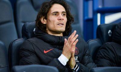 Mercato - L'Atlético de Madrid est à Paris pour boucler le dossier Cavani, selon Marca