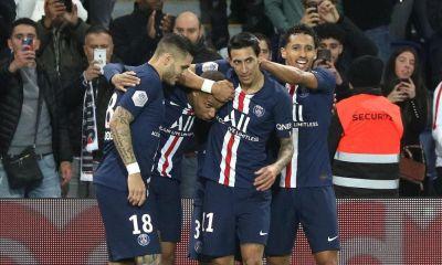 Ligue 1 - 7 joueurs du PSG dans l'équipe-type de la première moitié de saison élue par les supporters