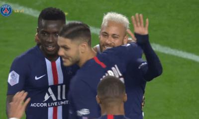 Les images du PSG ce jeudi : victoire à Monaco, but de Sarabia, réactions et repos