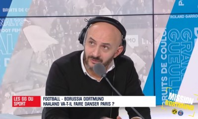 Manardo juge l'apport d'Håland à Dortmund avant la Ligue des Champions et évoque le rapport de force avec le PSG