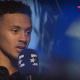 """Dijon/PSG - Chouiar évoque le """"coup derrière la tête"""" mis par le 2e but"""