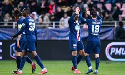 Dijon/PSG - Les tops et flops de la large victoire parisienne en Coupe de France