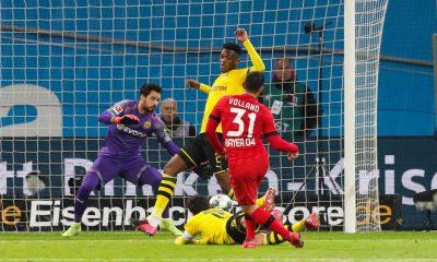 Dortmund s'incline contre le Bayer Leverkusen dans un match spectaculaire, Håland ne marque pas