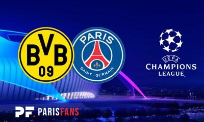 Dortmund/PSG - Les équipes officielles :