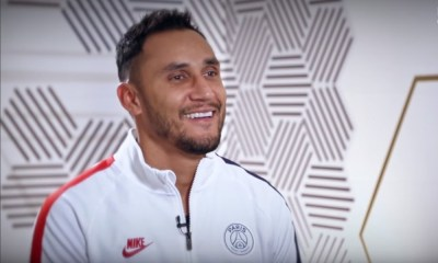 PSG/Dijon - Navas satisfait du résultat qui récompense le travail du groupe