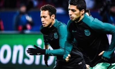 """Suarez assure qu'on """"entendra parler de Neymar jusqu'à ce qu'il réussisse à revenir"""""""