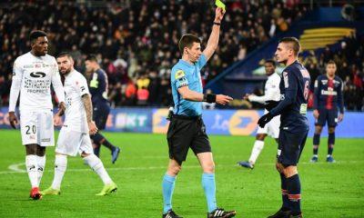 PSG/Dijon - Marco Verratti est suspendu