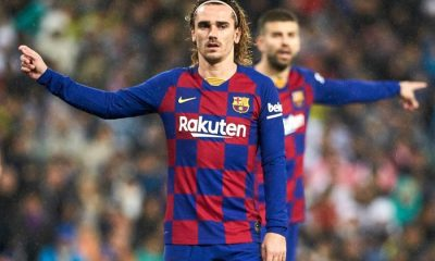 """Mercato - Le Barça veut vendre Griezmann, le PSG parmi les """"alternatives"""" selon Sport"""