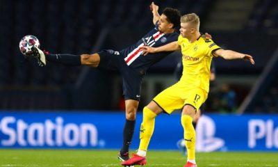 """PSG/Dortmund - Haaland concède """"C'est difficile parce qu'ils sont tellement bons."""""""