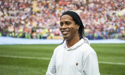 """Lionel Potillon s'est régalé aux côtés de Ronaldinho. """"Il était phénoménal"""""""