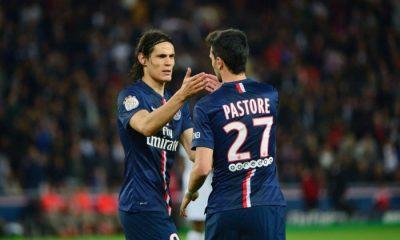 """Pastore voit bien Cavani au Boca Juniors """"le meilleur 9 avec qui j'ai joué"""""""