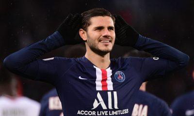 Mercato - Le PSG certainement garder Mauro Icardi, annonce Le Parisien