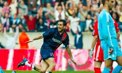 Revivez ce dimanche à 21h le PSG/OM de Ligue 1 2003-2004 avec l'incroyable but de Pauleta