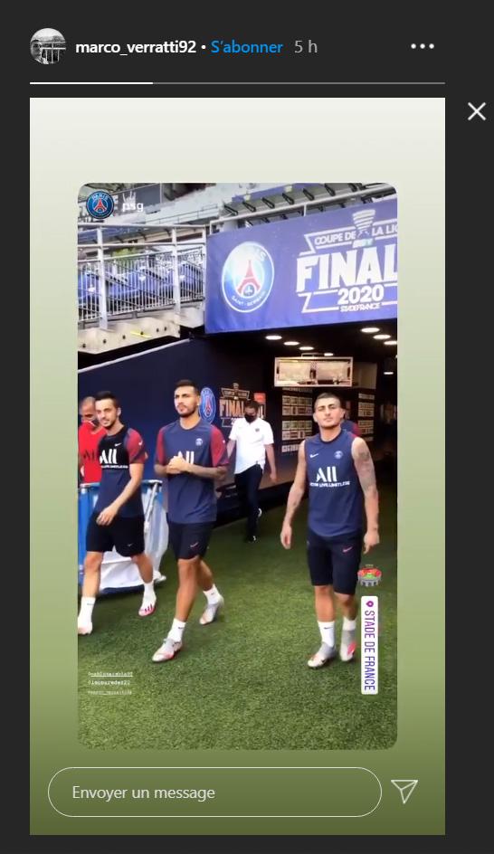 Les images du PSG ce jeudi: entraînement et conférence de presse avant PSG/OL