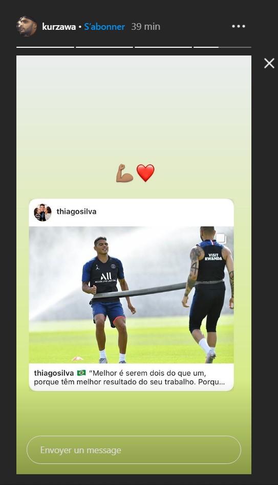 Les images du PSG ce lundi : plaisir de s'entraîner et prêt de Junior Dina Ebimbe