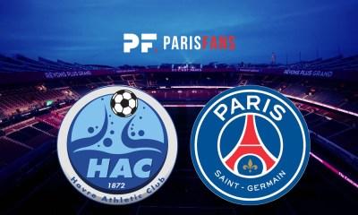 Le Havre/PSG - Les équipes officielles : Thiago Silva, Verratti et Gueye remplaçants
