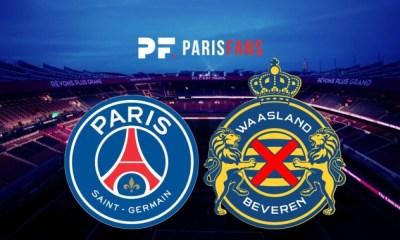 PSG/Waasland-Beveren - Présentation de l'adversaire : une équipe qui a souffert cette saison