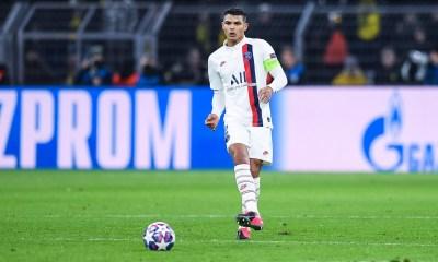 Mercato - Thiago Silva dément la discussion pour une prolongation au PSG