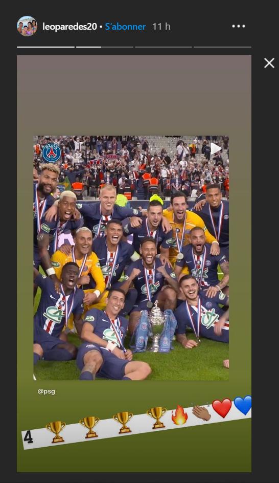 Les images du PSG ce dimanche: Repos, détente et victoire des féminines en Coupe de France