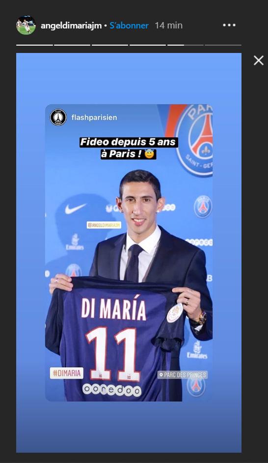 Les images du PSG ce jeudi: Décrassage, esprit d'équipe et anniversaire du transfert de Di Maria