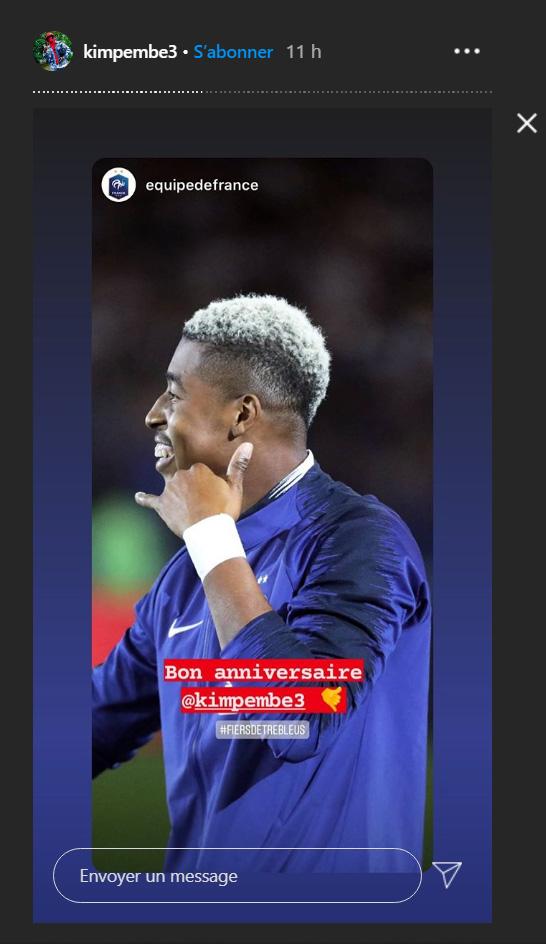 Les images du PSG ce jeudi: Anniversaire de Kimpembe, célébrations et entraînement